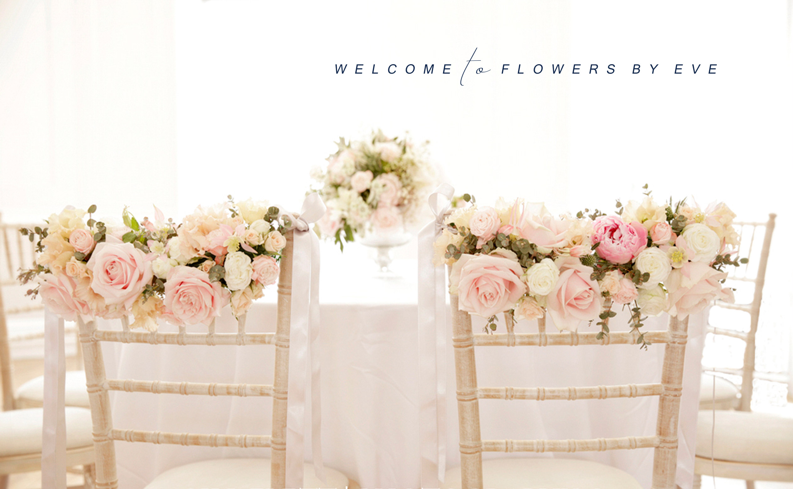 welcome to flowers by eve - slider image